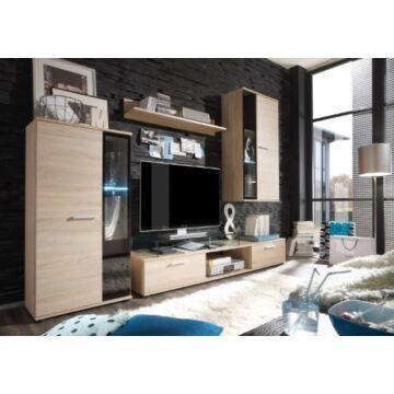 Szekrénysorok - elegancia a lakás középpontjában