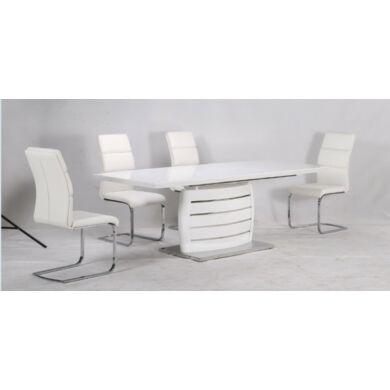 Triest asztal 160/200 cm, fehér
