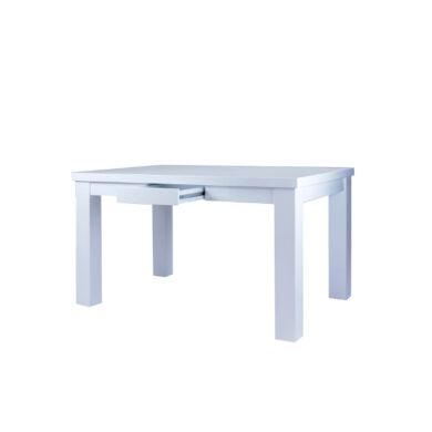 Alabama magasfényű   étkezőasztal, fix, 120 cm