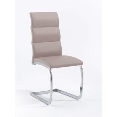 Bow szánkótalpú szék, beige