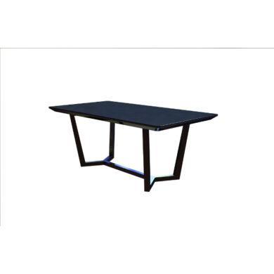 Joy fix asztal, 160 cm, fekete