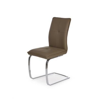K 252  szék, capuccino