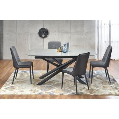 Capello üveglapos asztal, 180/240