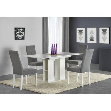 Kornel 130/170 cm asztal, fehér
