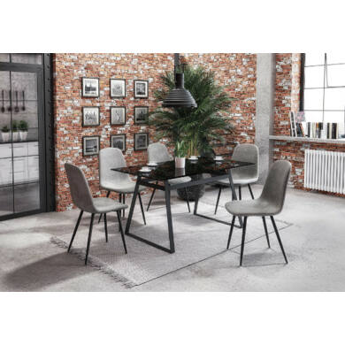 Herald asztal, 140x80 cm
