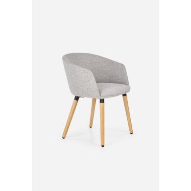 K 266 karfás szék, beige