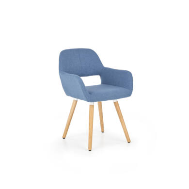 K 283 karfás szék, kék