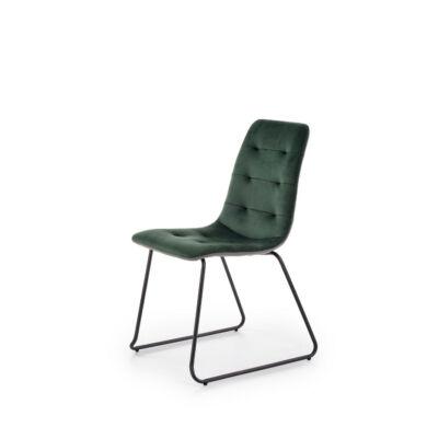 K 321 szék, zöld