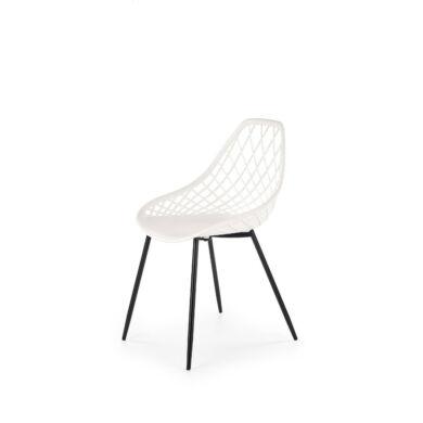 K 330 szék, fehér