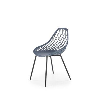 K 330 szék, sötétszürke