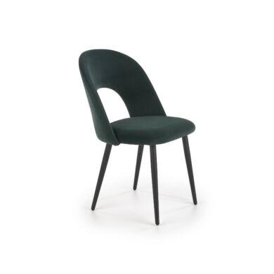 K 384 szék, zöld
