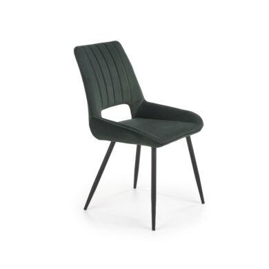 K 404 szék, zöld
