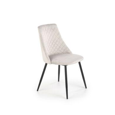 K 405 szék, világos szürke
