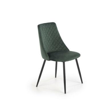 K 405 szék, zöld