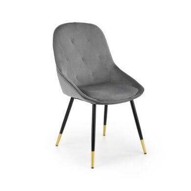 K 437 szék, szürke