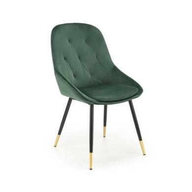 K 437 szék, zöld