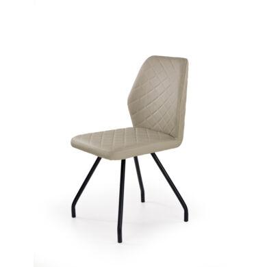 K 242 szék, capuccino