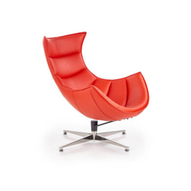 Luxor fotel, piros