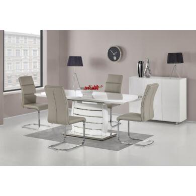 Onyx 160/200 asztal, fehér