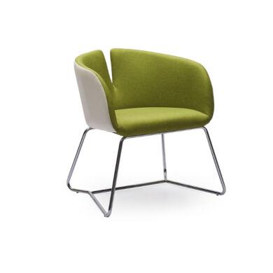 Pivot fotel, zöld