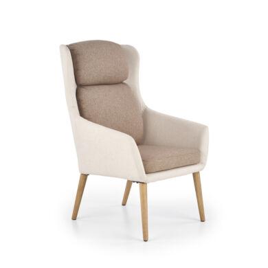 Purio fotel beige/barna