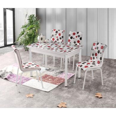 Stanbul 4 asztal, 110/170 cm