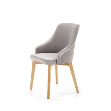 Toledo 2 szék, világosszürke