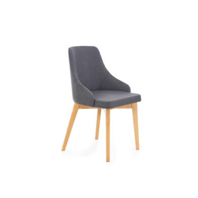 Toledo szék, sötétszürke