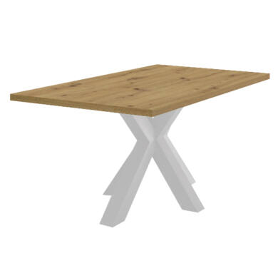 Matrix 160/210 étkező asztal, több szín
