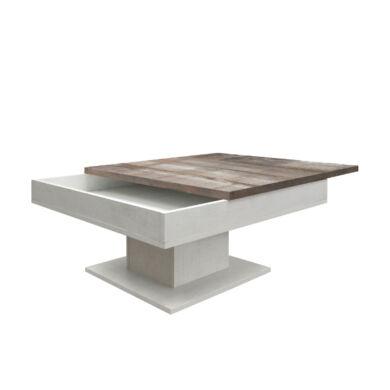 Granny dohányzó asztal, 80x80 cm