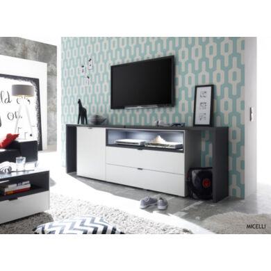 Micelli 12-T tálaló szekrény asztalfunkcióval