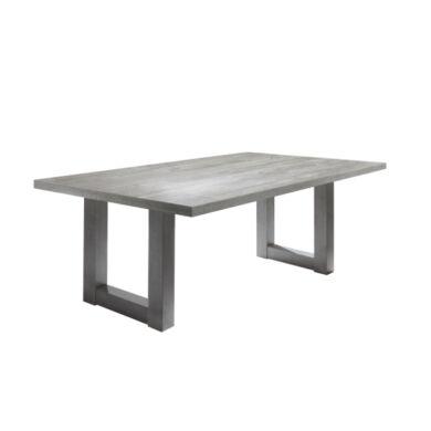 Mister U/200 fix asztal, grafit/beton
