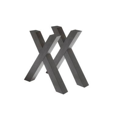 Mister X lábforma, grafit