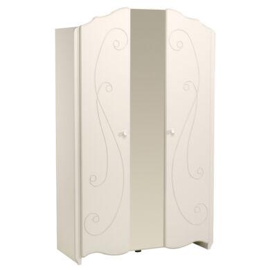 Alice 2-ajtós ruhásszekrény