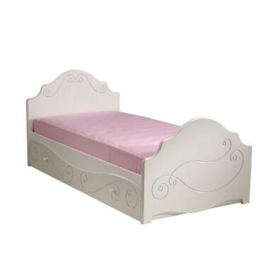Alice 90 x 200-as ágyváz fiókkal