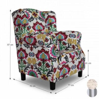 Mela fotel