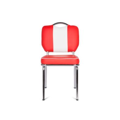 Elvis 5 szék, piros