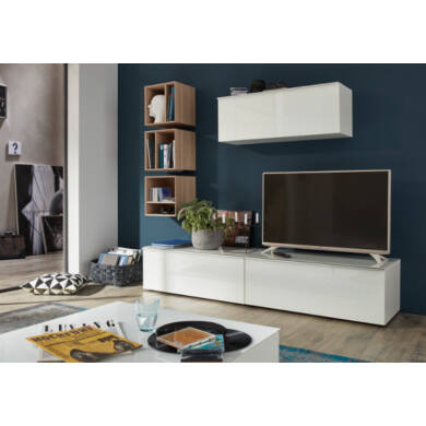Larino üvegfrontos nappali összeállítás, 3