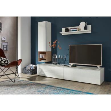 Larino üvegfrontos nappali összeállítás, 4