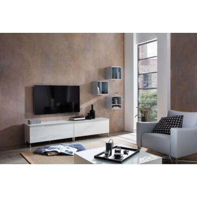 Larino üvegfrontos nappali összeállítás, 2