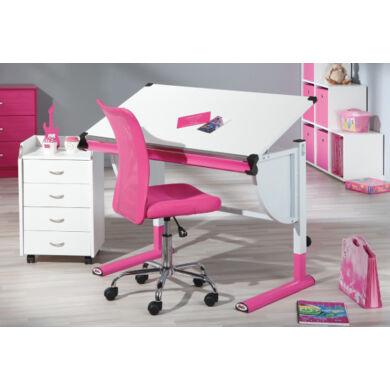 Cetrix pink/Pronti/Bonnie pink íróasztalszet