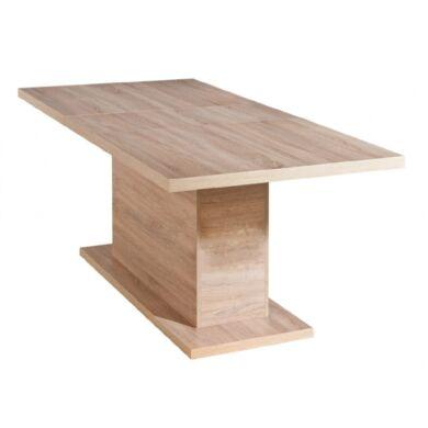 Absoluto 10 ST központi lábas asztal, nagyobbítható - stílusos nappali bútor