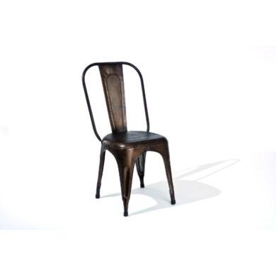 Aix szék, bronz (4 db-os szet)