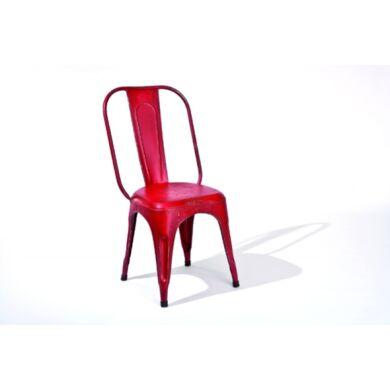 Aix szék, piros (4 db-os szet)