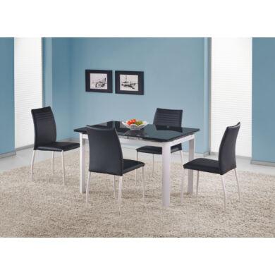 Alston  120/180 asztal, fekete