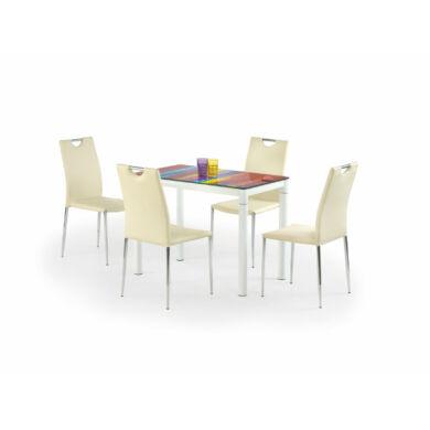 Argus asztal, mintás