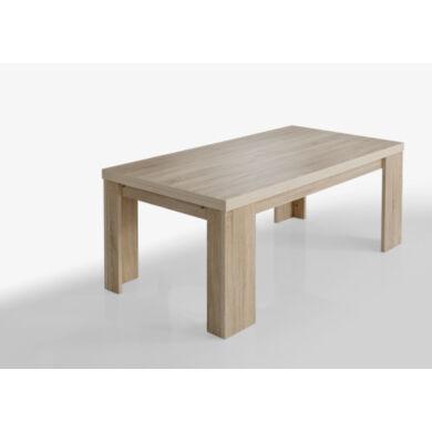 Big Zip nagyobbítható  asztal, sonoma tölgy, több méret