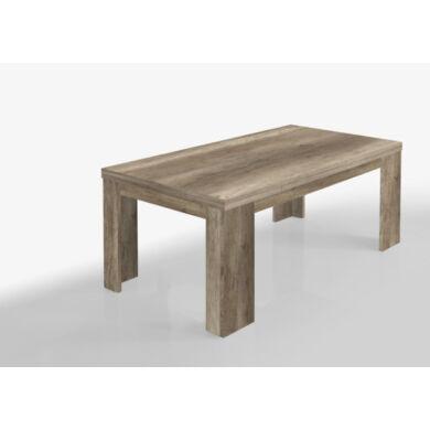 Big Zip nagyobbítható  asztal, trüffel vad tölgy, több méret