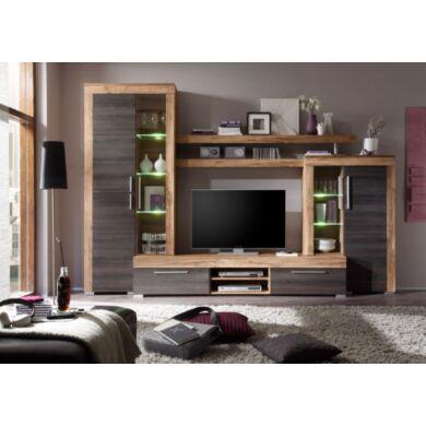 Boom nappali összeállítás dió/barna - nappali bútor
