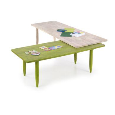 Bora-Bora dohányzó asztal, színes